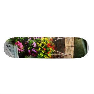 Hanging Baskets Skate Board