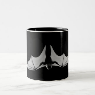 Hanging Bat Monochrome Monochrome Mug