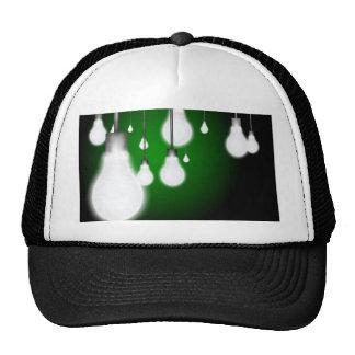 Hanging bulbs hat