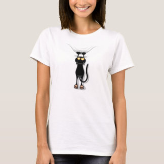 Hanging Cat T-Shirt