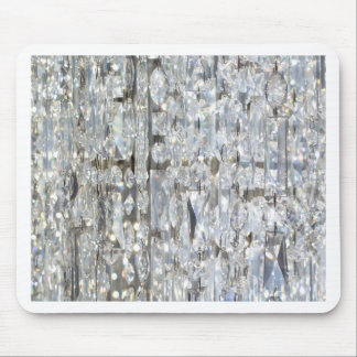 Hanging Crystal Curtain Mouse Mat