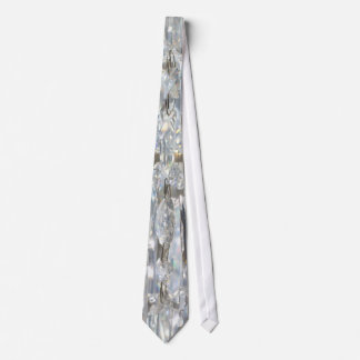 Hanging Crystal Curtain Tie
