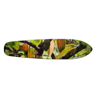 Hanging fruit 21.3 cm mini skateboard deck