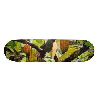 Hanging fruit 21.6 cm skateboard deck