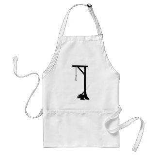 Hanging Gallows Apron