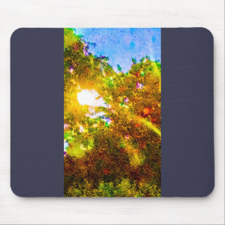 Hanging out Among the Trees Mouse Pad