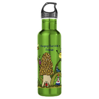 Hanging Out With Friends Liberty Bottle 710 Ml Water Bottle