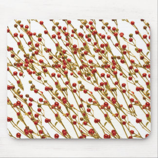 HANGING Red Chilis : Ward Off EVIL EYE Ethinc Mouse Pad