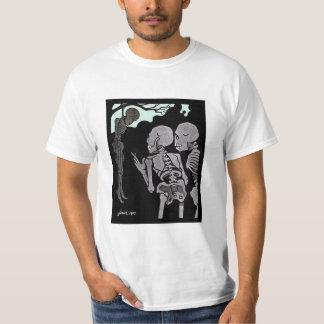 Hanging Skeleton T-shirt