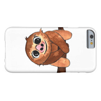 Hanging sloth barely there iPhone 6 case