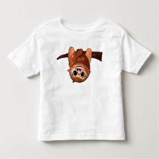 Hanging sloth toddler T-Shirt