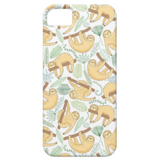Hanging Sloths iPhone 5 Cases