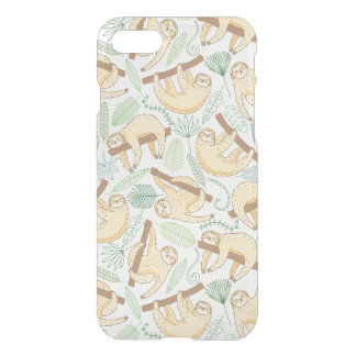 Hanging Sloths iPhone 8/7 Case