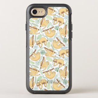 Hanging Sloths OtterBox Symmetry iPhone 8/7 Case