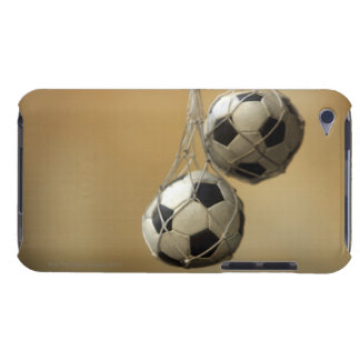 Hanging Soccer Balls iPod Touch Case-Mate Case