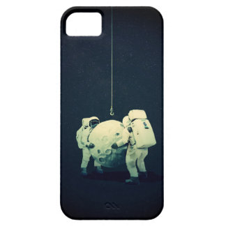 Hanging the moon iPhone 5 cover