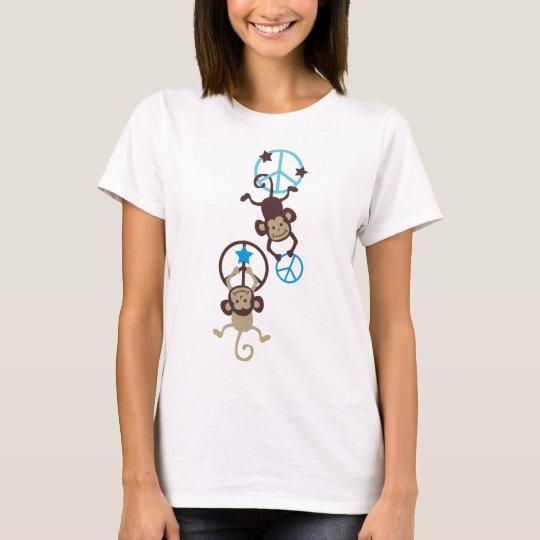 HangingMonkey4 T-Shirt