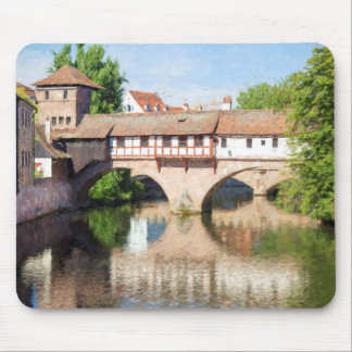 Hangmans Bridge Mouse Pad