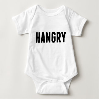 Hangry Baby Baby Bodysuit