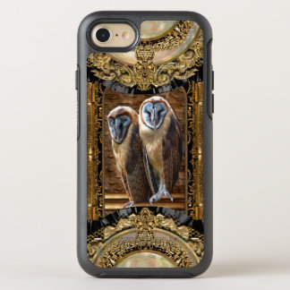 Hanivel Prey Cool Elegant Owl Girly OtterBox Symmetry iPhone 7 Case