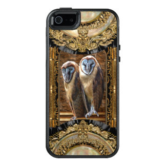 Hanivel Prey Cool Elegant Owl Vintage OtterBox iPhone 5/5s/SE Case