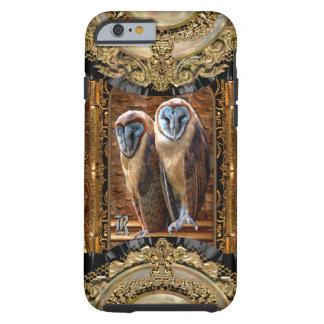 Hanivel Prey Owl  Monogram Tough iPhone 6 Case