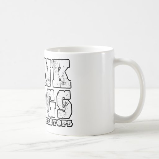 hank Biggs and The Hardtops Coffee Mugs