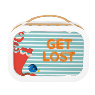 Hank & Dory | Get Lost Lunch Box