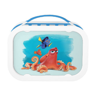 Hank, Dory & Nemo Lunch Boxes