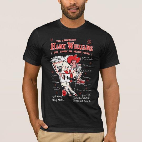 Hank williams T-Shirt