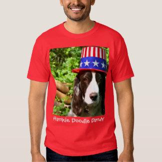 Hankie Doodle Dandy T-shirt