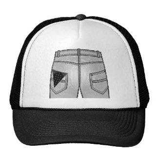 Hanky Code Black Left Trucker Hat