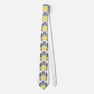 Hannah Coat of Arms - Family Crest Tie