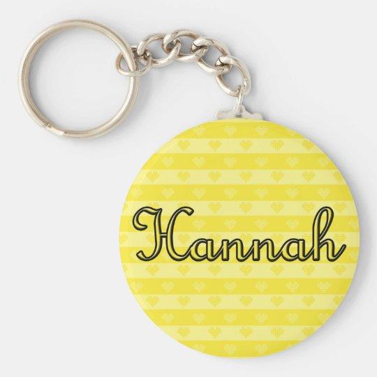 Hannah Key Ring