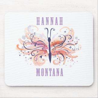 Hannah Montana logo Mouse Pad