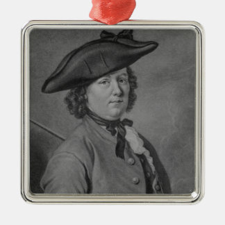 Hannah Snell, the Female Soldier Christmas Ornament