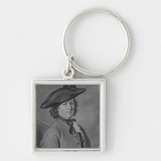 Hannah Snell, the Female Soldier Key Chain