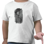 Hannah Snell, the Female Soldier T-shirt