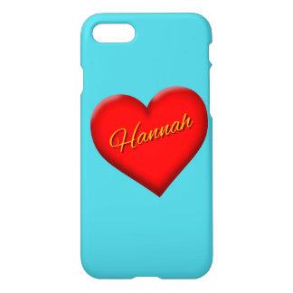 Hannah Valentine Phone Case