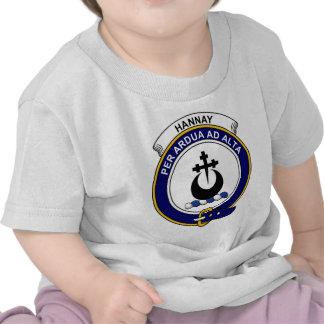HannayClan Badge T-shirts