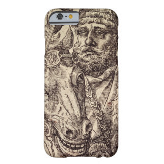Hannibal (247-c.183 BC) (engraving) Barely There iPhone 6 Case