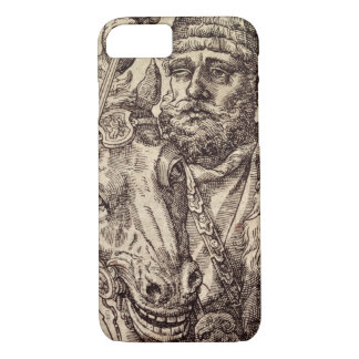 Hannibal (247-c.183 BC) (engraving) iPhone 8/7 Case