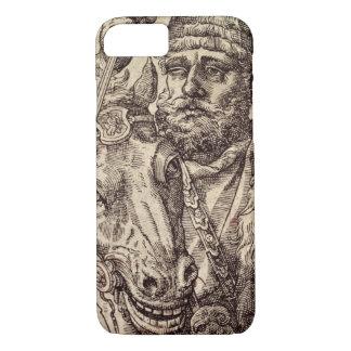 Hannibal (247-c.183 BC) (engraving) iPhone 8/7 Case
