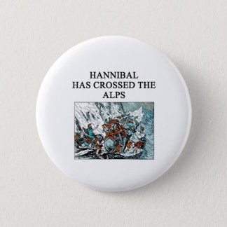 HANNIBAL 6 CM ROUND BADGE