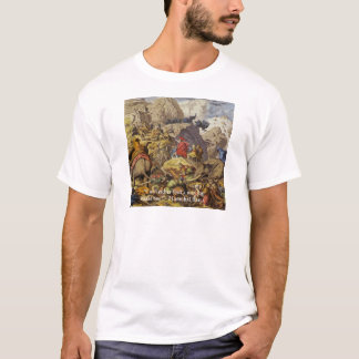 Hannibal Barca & Army & Quote Gifts & Cards T-Shirt