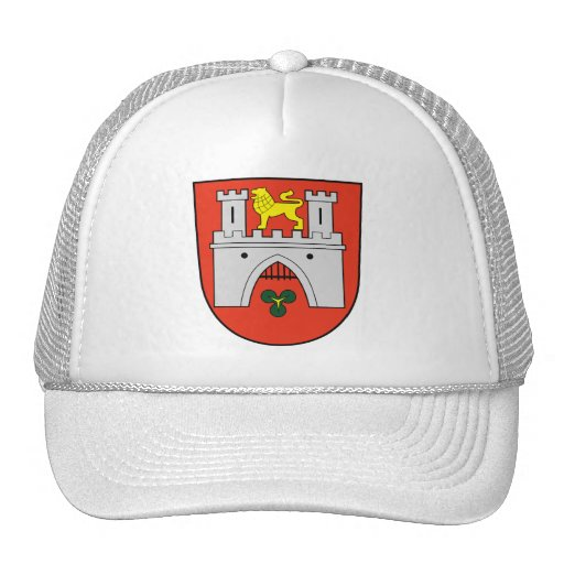 Hannover Coat of Arms Hat