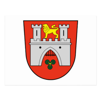 Hannover Coat of Arms Postcard