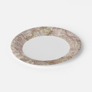 Hannover, Germany 7 Inch Paper Plate