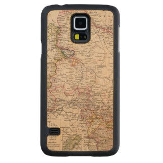Hannover, Germany Carved Maple Galaxy S5 Case