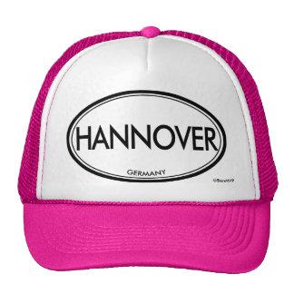 Hannover, Germany Trucker Hats